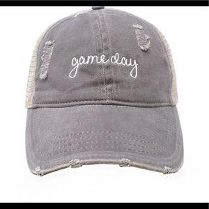 Game Day ponyflo baseball cap 🧢 — new in bag